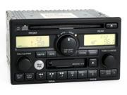 Honda Odyssey EX-L 2002-04 Radio AM FM CD Cassette Player PN 39100-S0X-A500 1TX0