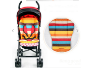 Baby Stroller Cushion Waterproof Baby Seats Stroller Pad Colorful