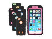 New 3 in 1 Hybrid Shockproof Rugged Combo Tyre Armor Case Cover for iPhone 6 4.7""