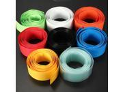 29.5MM F18.5MM PVC Heat Shrink Tubing Wrap Tube For 18650 18500 Battery 2M 200CM Transparent