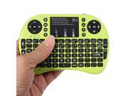 New Portable Rii i8+ Touchpad Mouse 15 Meters Wireless 2.4G Mini Keyboard for PC Pad Andriod TV Box PS3 HTPC/IPTV Notebook Smart TV
