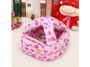 New Fashion Lovely  Children Soft Baby Walk protect Toddler Infants No Bumps Safety Warm Cap/Hat Helmet Headguard