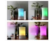New 100ML 10W LED 7 Color Changing Allochroism Ultrasonic Aroma Diffuser Humidifier Air Mist Aromatherapy Purifier US Plug