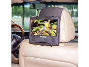 TFY Car Headrest Mount Holder for Swivel Screen Portable DVD Player