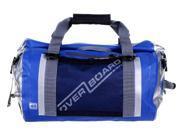 OVERBOARD 40 LITRE PRO SPORTS WATERPROOF DUFFEL BAG (BLUE)