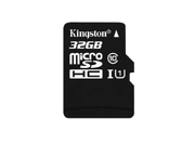 Original Kingston microSDHC/SDXC Card Class 10 UHS-I Flash Card Memory Card for smartphones, tablets, cameras and other portable devices