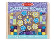 Sparkling Flowers Beads - Developmental Toy by Melissa & Doug (9494)