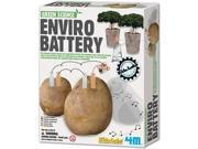 Enviro Battery Kit  (Green Science) - Science Kits by Toysmith (3644)