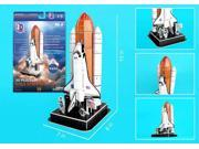 Space Shuttle 3D Puzzle - Jigsaw Puzzle by Daron (CF140H)