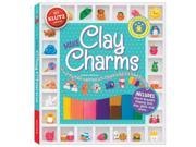Make Clay Charms - Childrens Books by Klutz (552555)