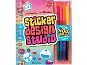 Sticker Design Studio - Childrens Books by Klutz (280488)