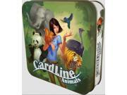 Cardline Animals - Card Game by Asmodee (CARD01)