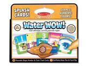 Water Wow - Shapes, Numbers, Colors - Learning Fun by Melissa & Doug (5237)