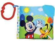 Mickey Mouse Soft Book by Kids Preferred - 79255