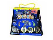 Sparkleups Robots - Craft Kits by Orb Factory (64945)
