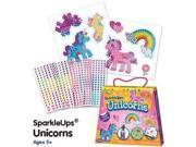 Unicorns Sticky Mosaics - Craft Kits by Orb Factory (67182)