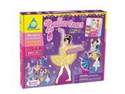 Sticky Mosaics Ballerinas  - Craft Kit by Orb Factory (69094)