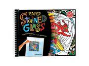 Paper Stained Glass Book - Craft Kits by Klutz (8021)