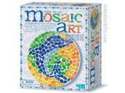 Mosaic Art Dolphin - Craft Kits by Toysmith (3772)