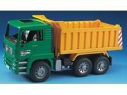 Tip Up Truck - Man (Bruder) - Vehicle Toys by Bruder Trucks (02765)