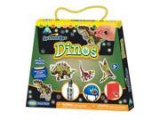 Sparkleups - Dinos - Craft Kits by Orb Factory (65508)