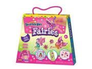 Sparkles Up Fairies - Craft Kits by Orb Factory (63603)