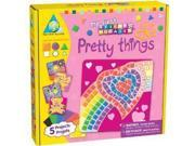 My First Sticky Mosaics - Pretty Things - Craft Kits by Orb Factory (62552)