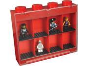 Lego Minifigure Case - Small Red - Building Sets by Lego (KP005)
