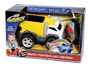 Soft Body Driver Dump Truck 27 Mhz Remote Control Vehicle by Kid Galaxy (10907)