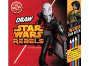 Star Wars Draw the Rebels - Craft Kit by Klutz (570324)