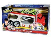 Soft Big Rig Car Carrier with Car - Vehicle Toy by Kid Galaxy (10934)