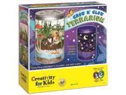 Grow 'n Glow Terrarium - Craft Kit by Creativity For Kids (1137)