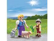 Woman & Boy Duo Pack - Play Figures by Playmobil (5514)