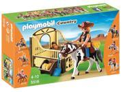 Rodeo Horse with Stall - Play Figures by Playmobil (5516)