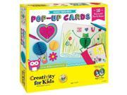 Make Your Own Pop-Up Cards - Craft Kit by Creativity For Kids (1048)