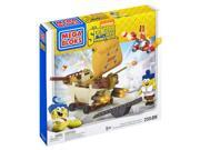 Burgermobile Showdown (Spongebob) 258 pcs. - Building Set by MEGA Bloks (CND25)