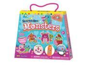 Sparkleups - Monsters - Craft Kits by Orb Factory (65805)