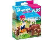 Girl with Goats - Play Set by Playmobil (4785)