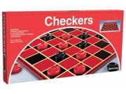 Checkers (Folding Board) - Board Game by Pressman (1112-12)