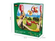 Rollercoaster Train Set - Train Set by Brio (B33730)