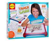 Light Up Trace Case - Art Supplies by Alex Toys (162W)