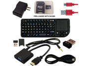 Tinkersphere Ultimate Raspberry Pi B+ XBMC Multimedia Center Kit (Raspberry Pi not Included)
