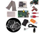 Tinkersphere Raspberry Pi Model B Starter Kit (Raspberry Pi Included)
