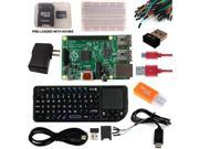 Tinkersphere Raspberry Pi B+ Starter Kit (Raspberry Pi included)