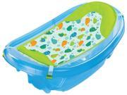 Summer Sparkle N' Splash Newborn To Toddler Bath Tub, Blue