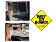 Safety 1st Baby on Board Set