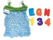 Safety 1st Bath Toy Bag PLUS Bath Letters and Numbers