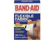 Knuckle & Fingertip Flexible Fabric Adhesive Bandages, 20/bx