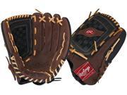 """2015 Rawlings P140 14"""" Player Preferred Slowpitch Softball Glove With Basket Web"""