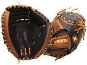 "Worth PCM Prodigy Series 32"" Youth Catcher's Mitt New In Wrapper With Tags!"